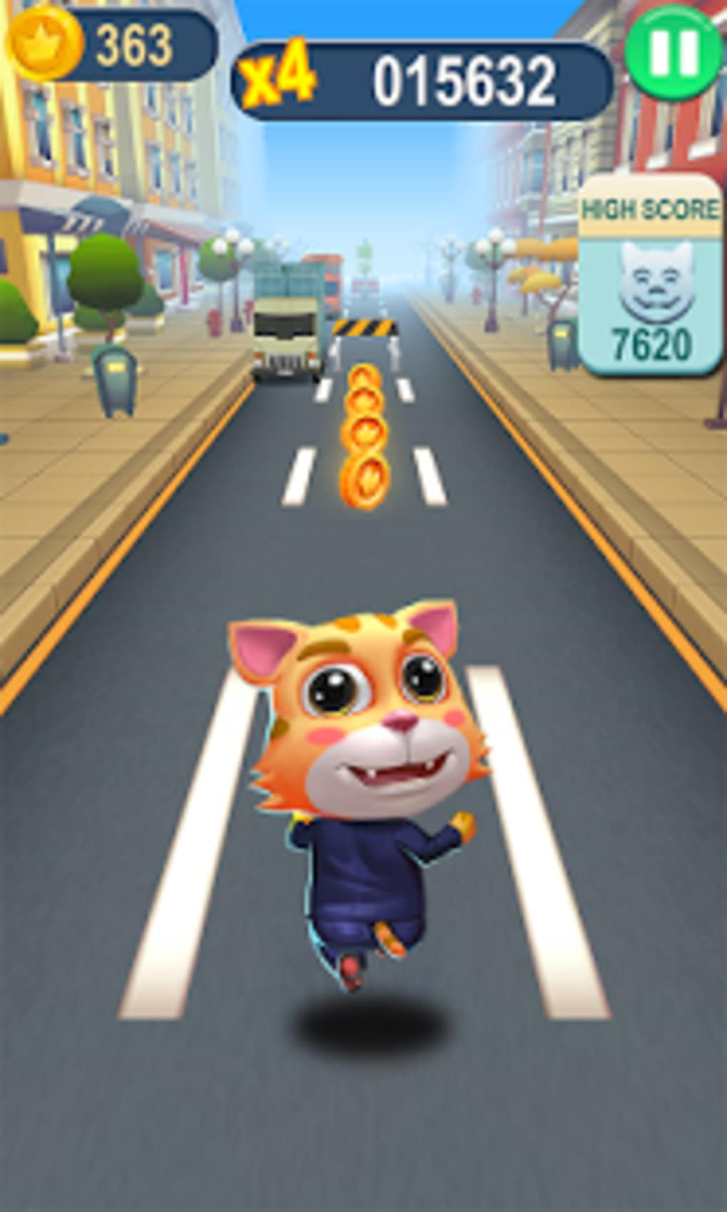 Cat Runner-Online Rush for Android - Download