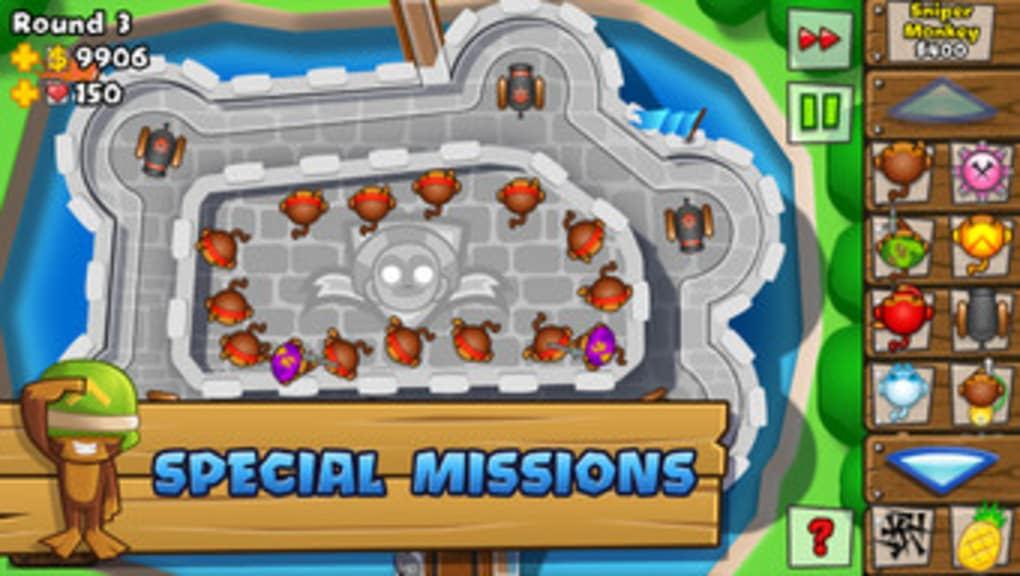 Bloons TD 5 for iPhone - Download