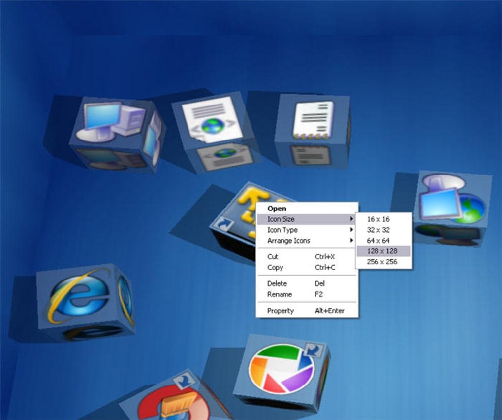 Shock Desktop 3D. 1/5 Screenshots