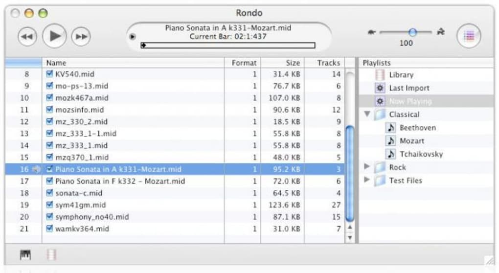 Rondo for Mac - Download