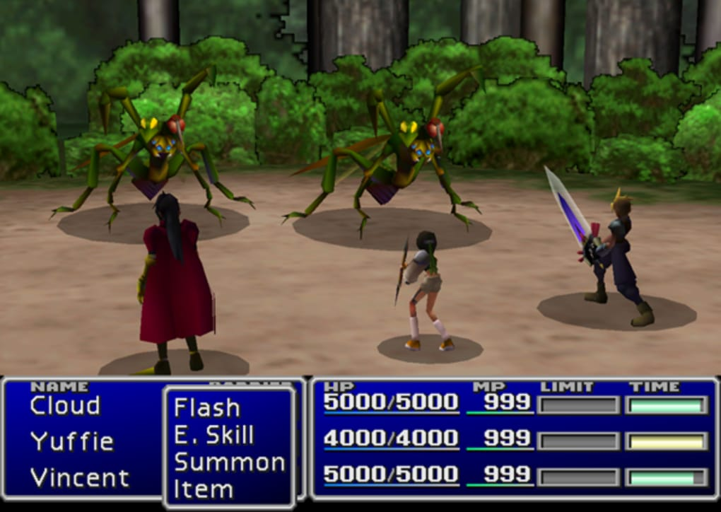 final fantasy vii pc free download full version