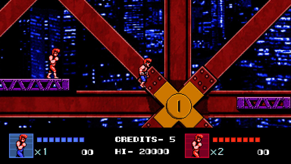 Double Dragon Iv Download