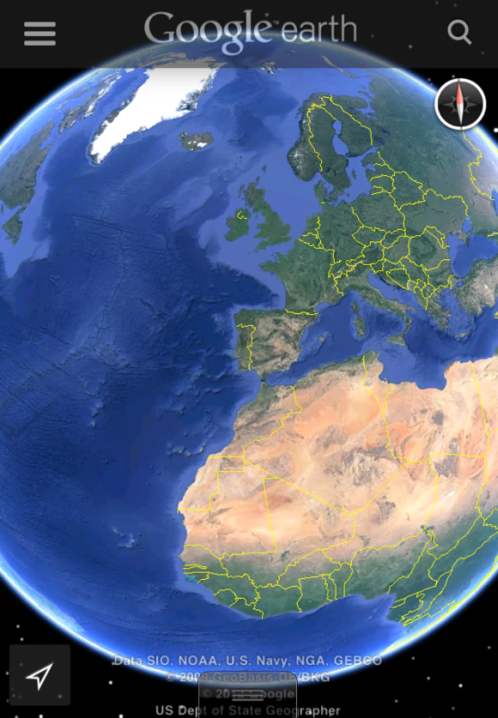 google earth pro free download for ipad