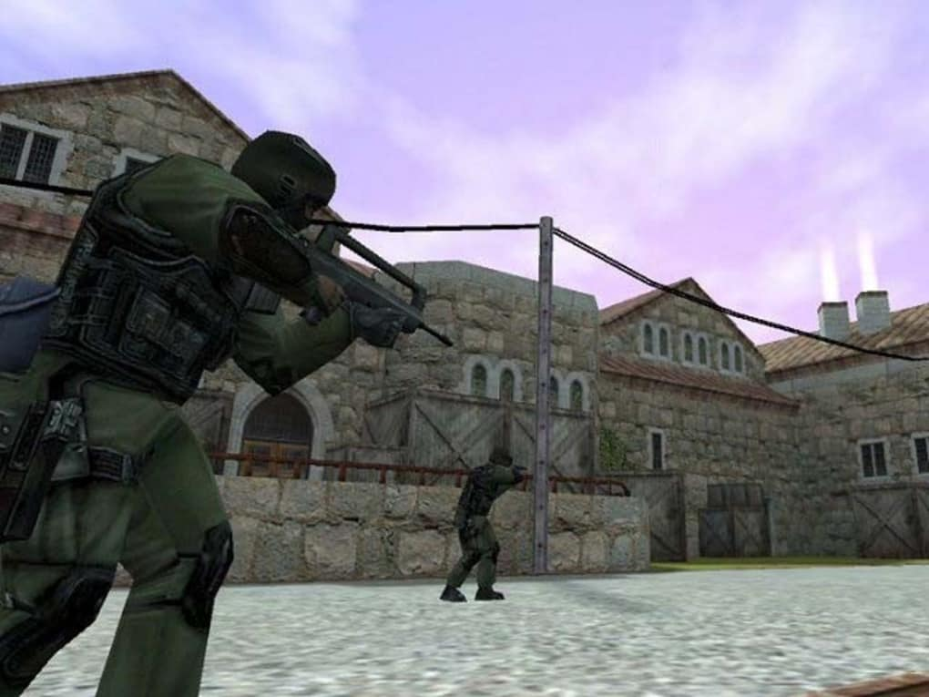 Cs 1. 6 deathmatch with bots | counter-strike 1. 6 mods.