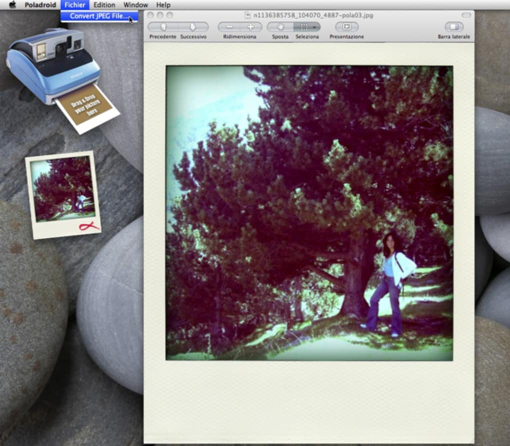 Poladroid for Mac - Download