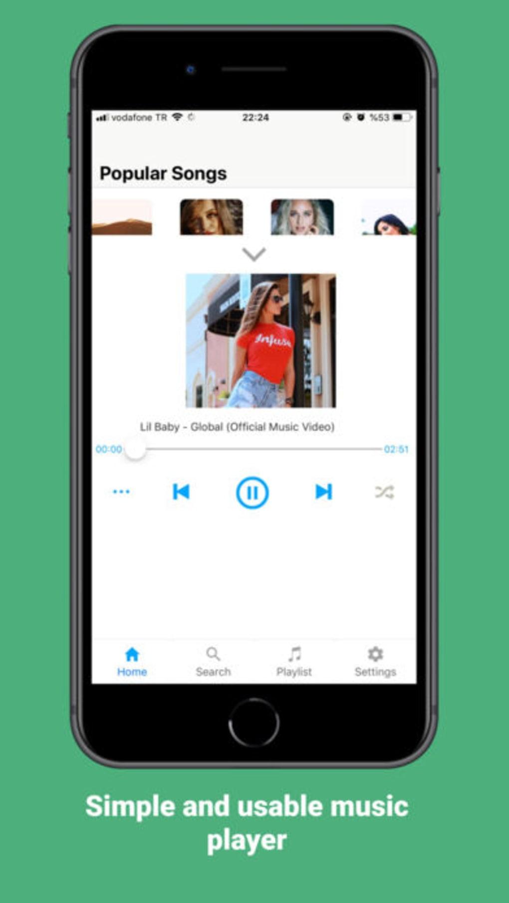 Iphone Icin Express Music Indir
