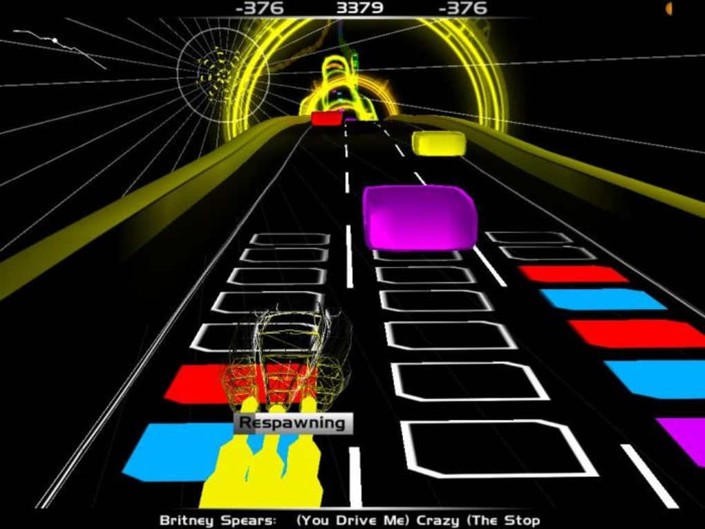 audiosurf 1.19.08 beta