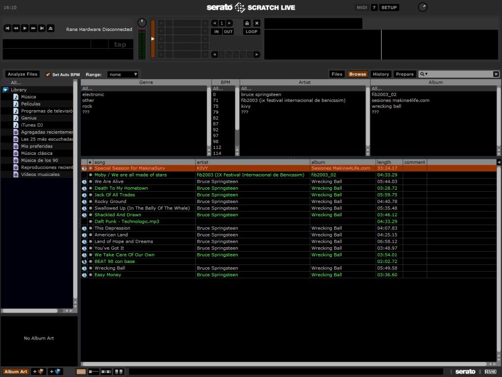 Serato DJ vs Serato Scratch Live