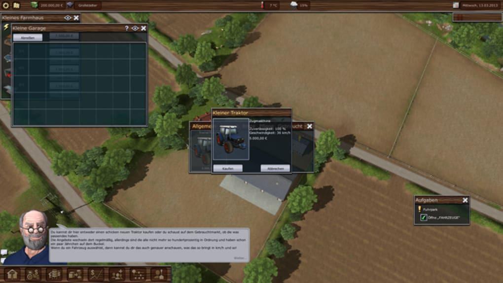der planer landwirtschaft demo