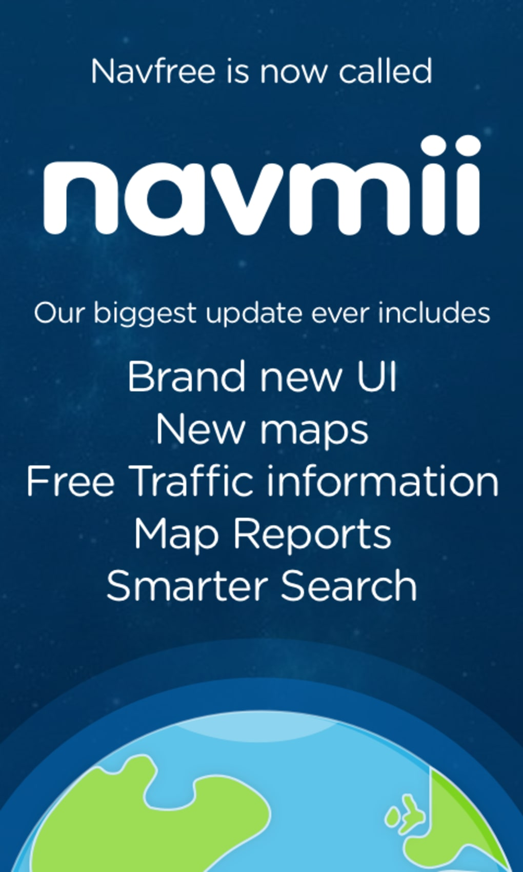 Navmii GPS World for Android - Download