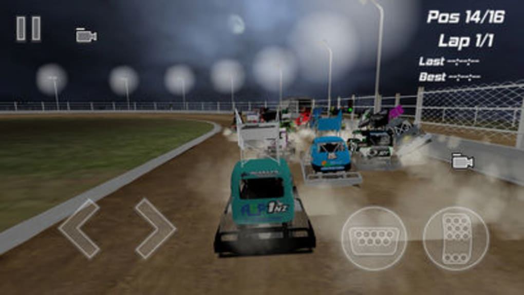 Dirt Track Gladiators for iPhone - Download