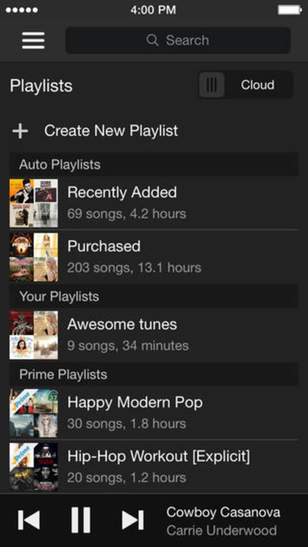 Amazon Music for iPhone - Download