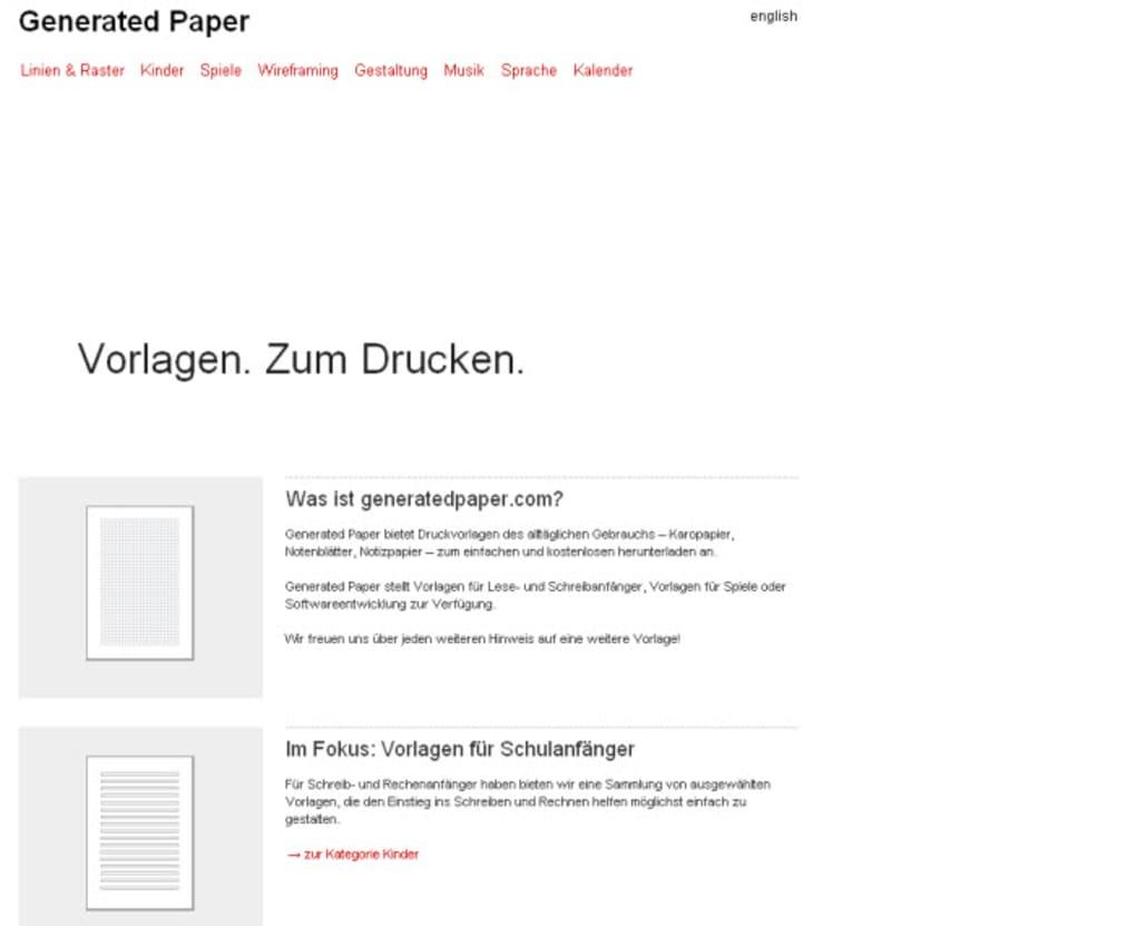 Ziemlich Beispiel Grid Papier Fotos - Bilder für das Lebenslauf ...