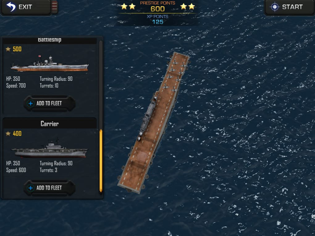 Battle Fleet 2: WW2 in the Pacific for iPhone - Download