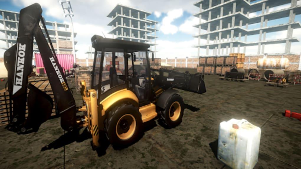 Digger Excavator Simulator 2019 - CONSTRUCTION SIM for