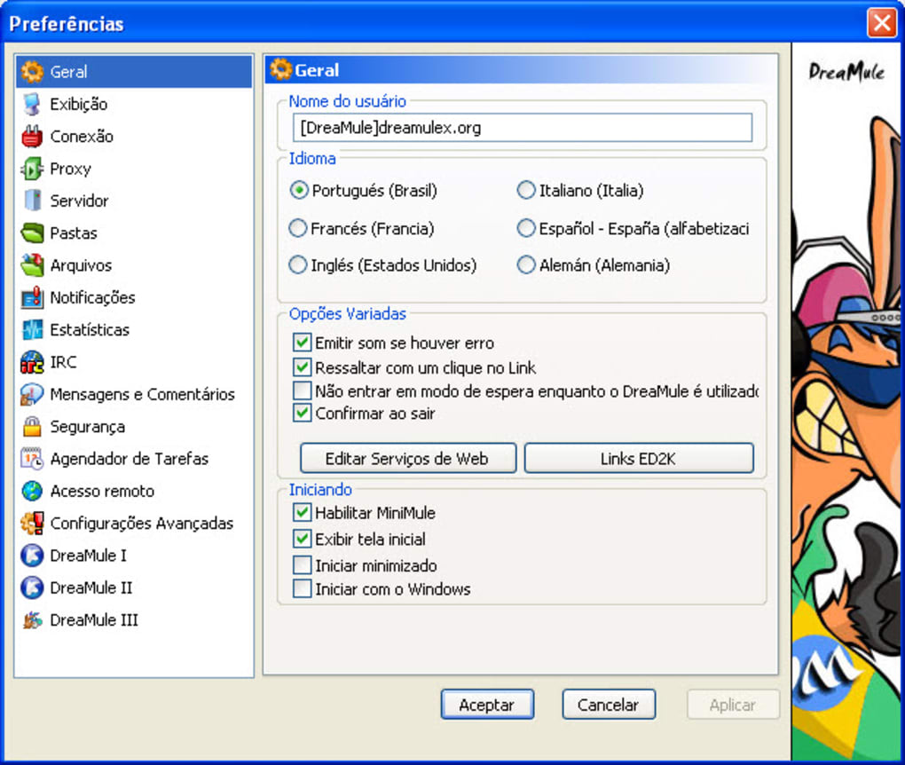 dreamule 3.2 gratis italiano softonic