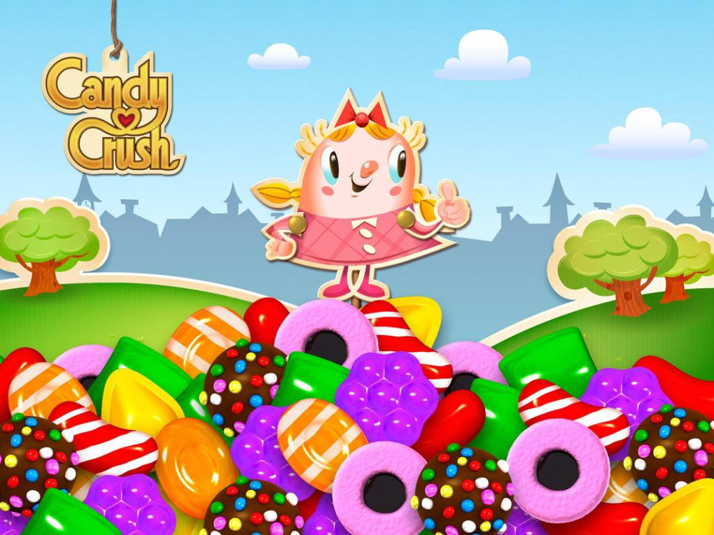Crush Candy Saga