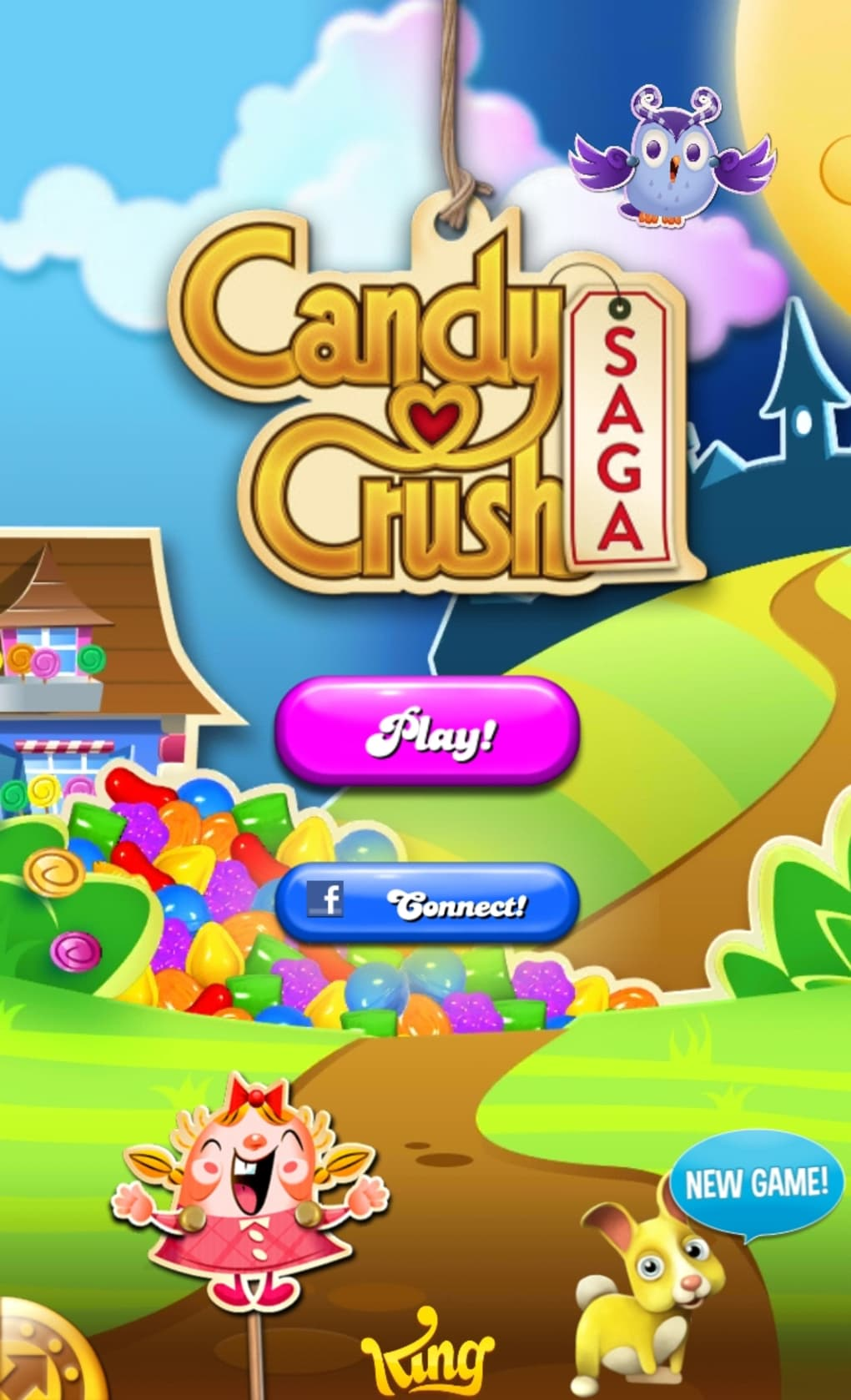 Saga Crush Candy