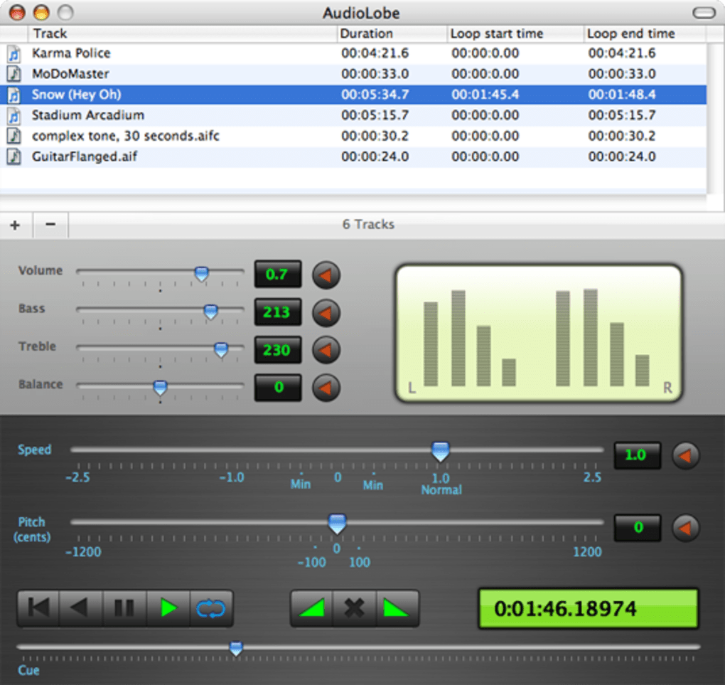 AudioLobe for Mac - Download