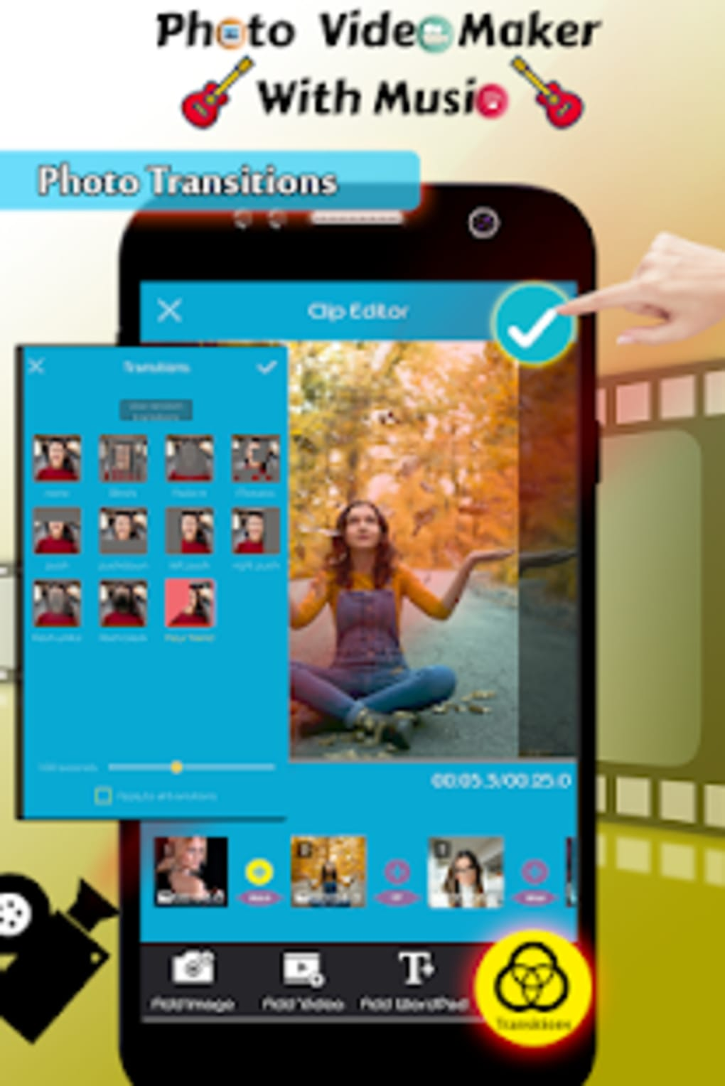 movie maker apps for android free