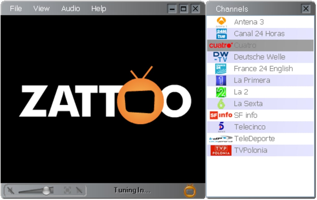 Secure your connection and stream Zattoo in HD