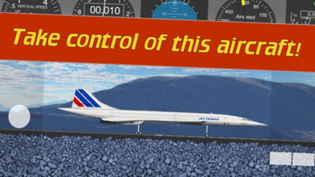 737 Flight Simulator - Be an airplane pilot & fly! for