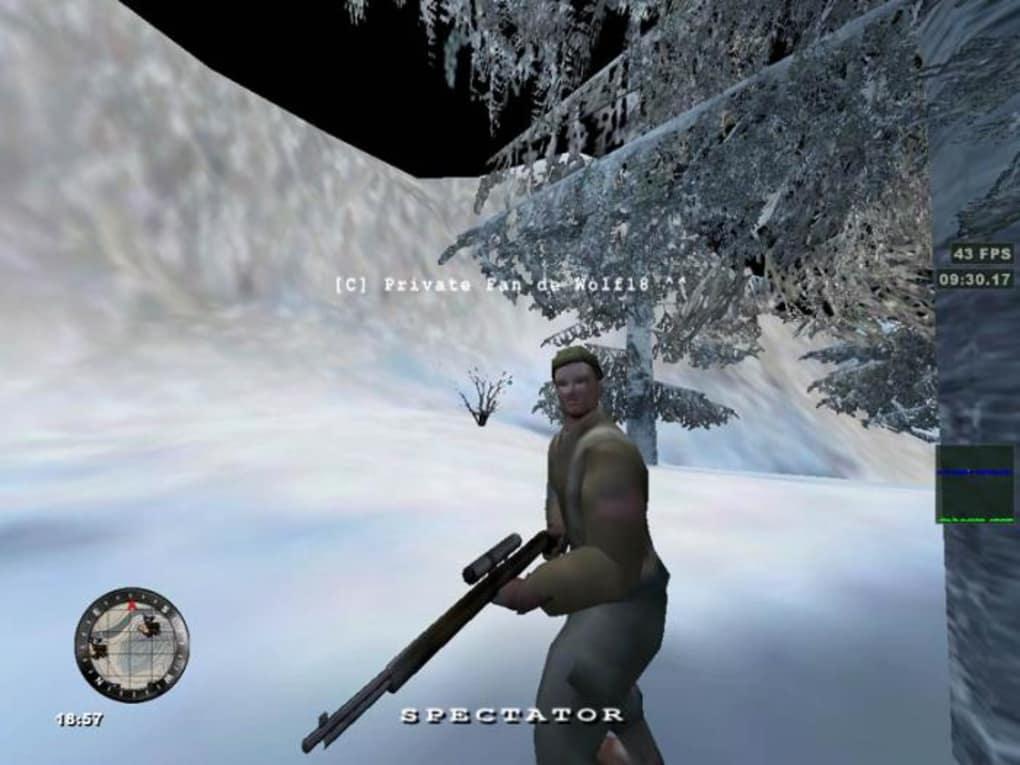 wolfenstein enemy territory softonic
