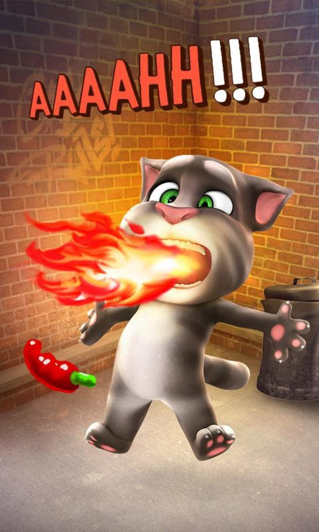 Guide talking tom cat 2 for android apk download.