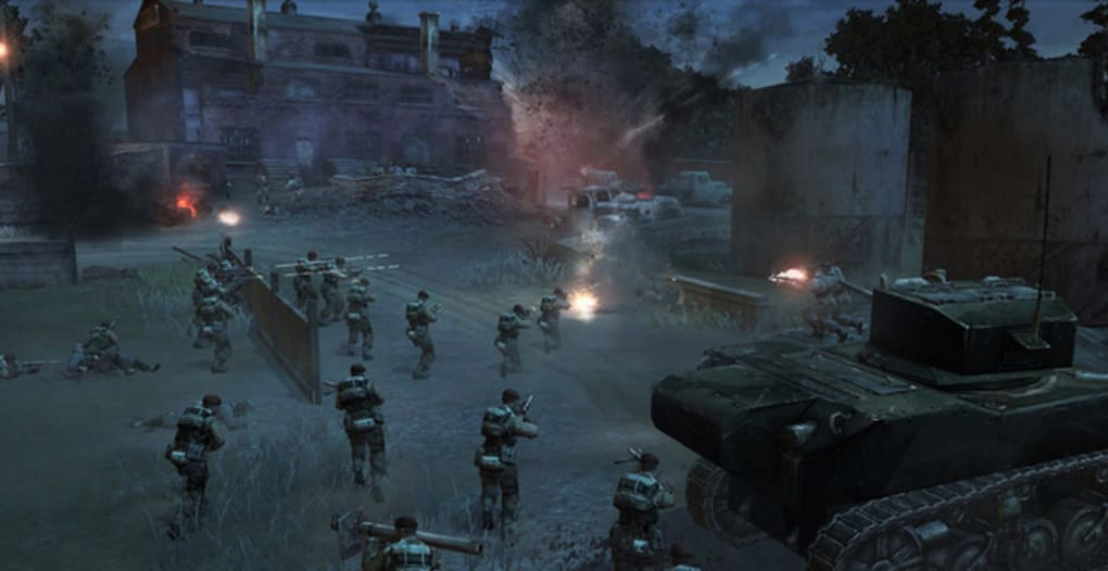 Company Of Heroes Complete For Mac Download