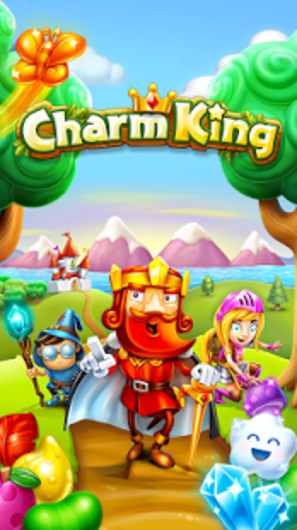 Charm King Tipps