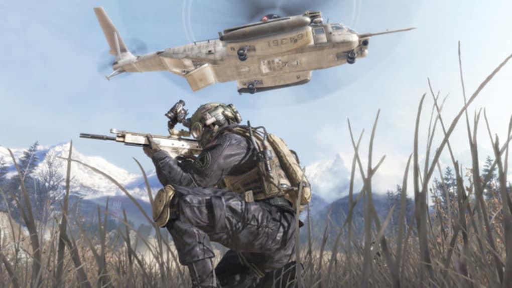 modern warfare 2 for mac free download
