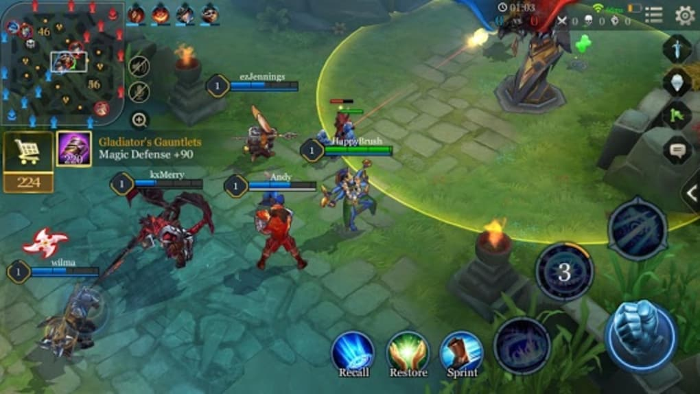 Arena of Valor 5v5 Arena Game for Android - Download