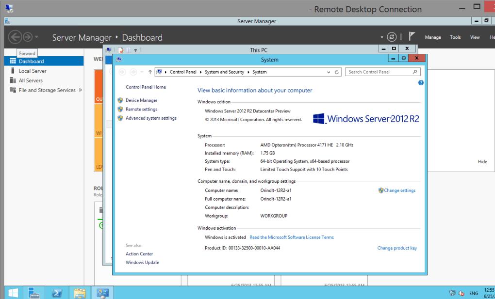 Windows Server 2012 R2 (Windows) - Download