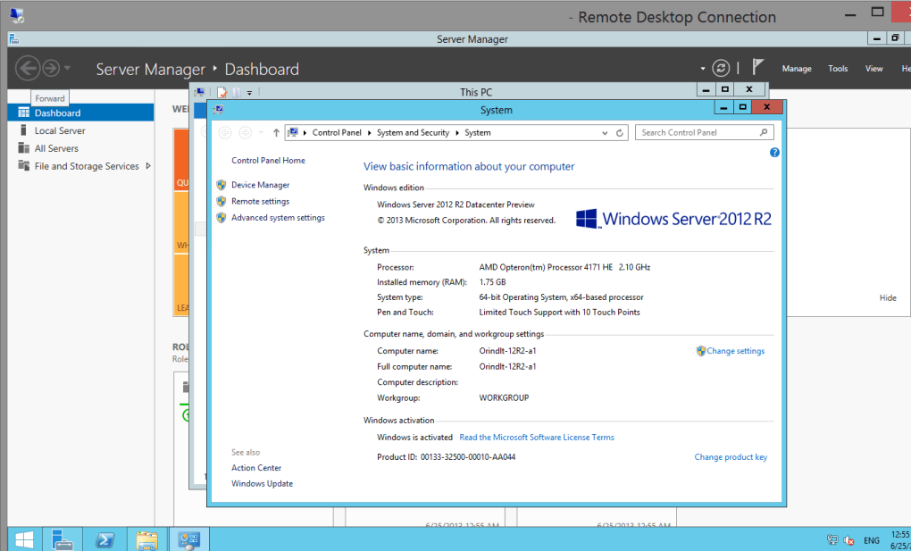 Windows Server 2012 R2 (Windows) - Descargar