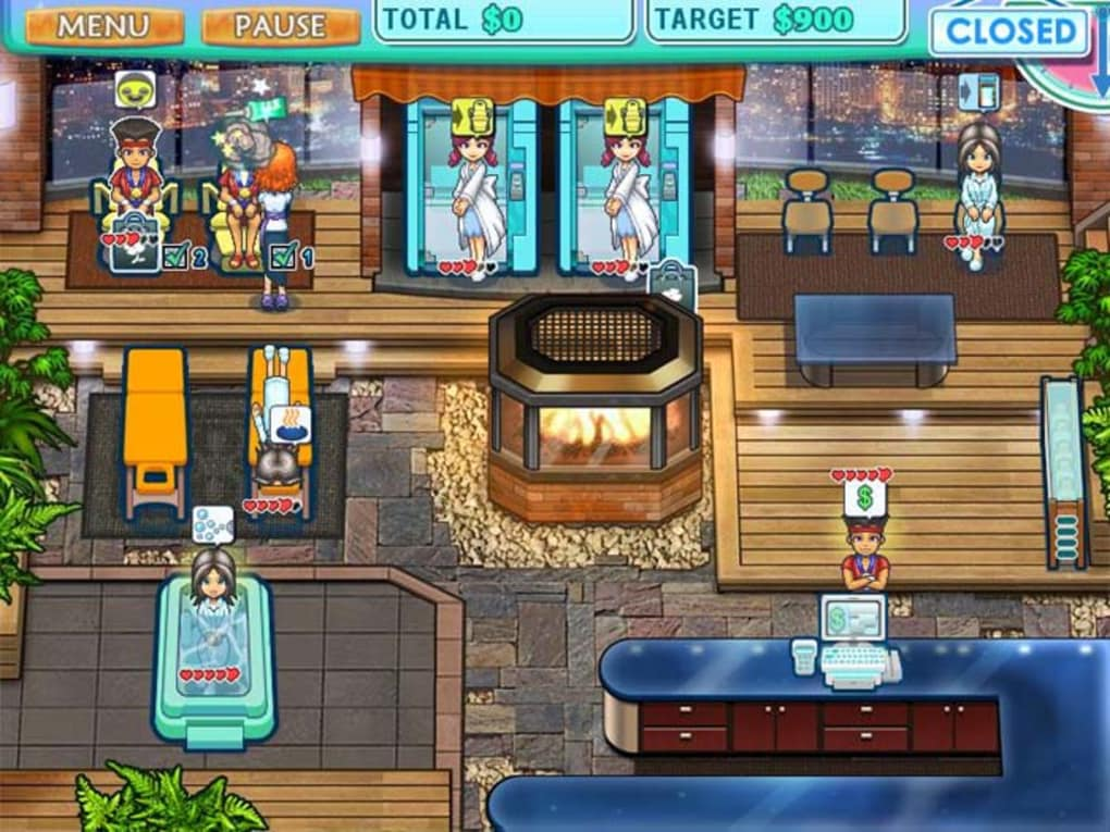 sallys spa full version free download for android