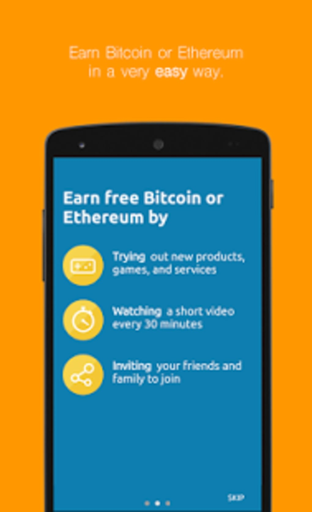 BitMaker Free Bitcoin/Ethereum APK for Android - Download