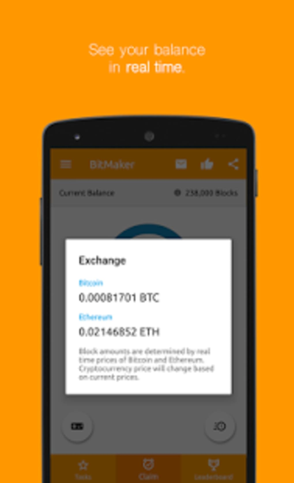 BitMaker Free Bitcoin/Ethereum for Android - Download