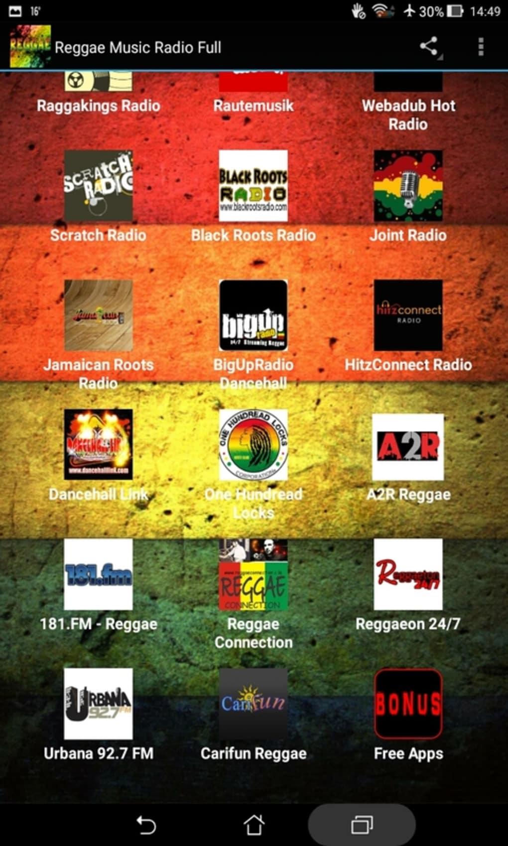 Reggae Music Radio Full