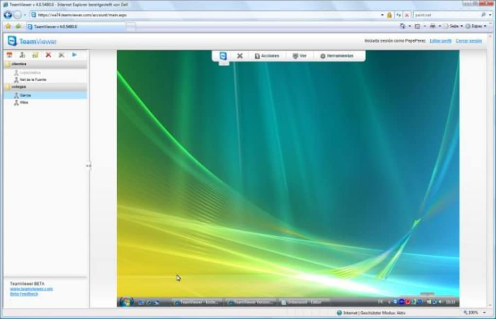 TeamViewer 8 - Download