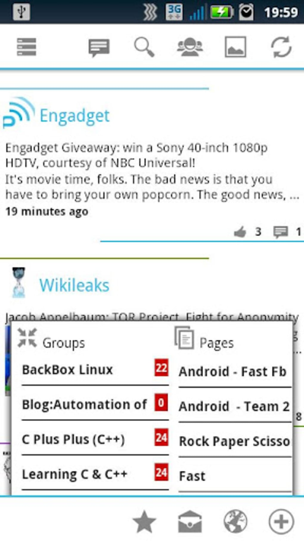 Fast for Facebook for Android - Download