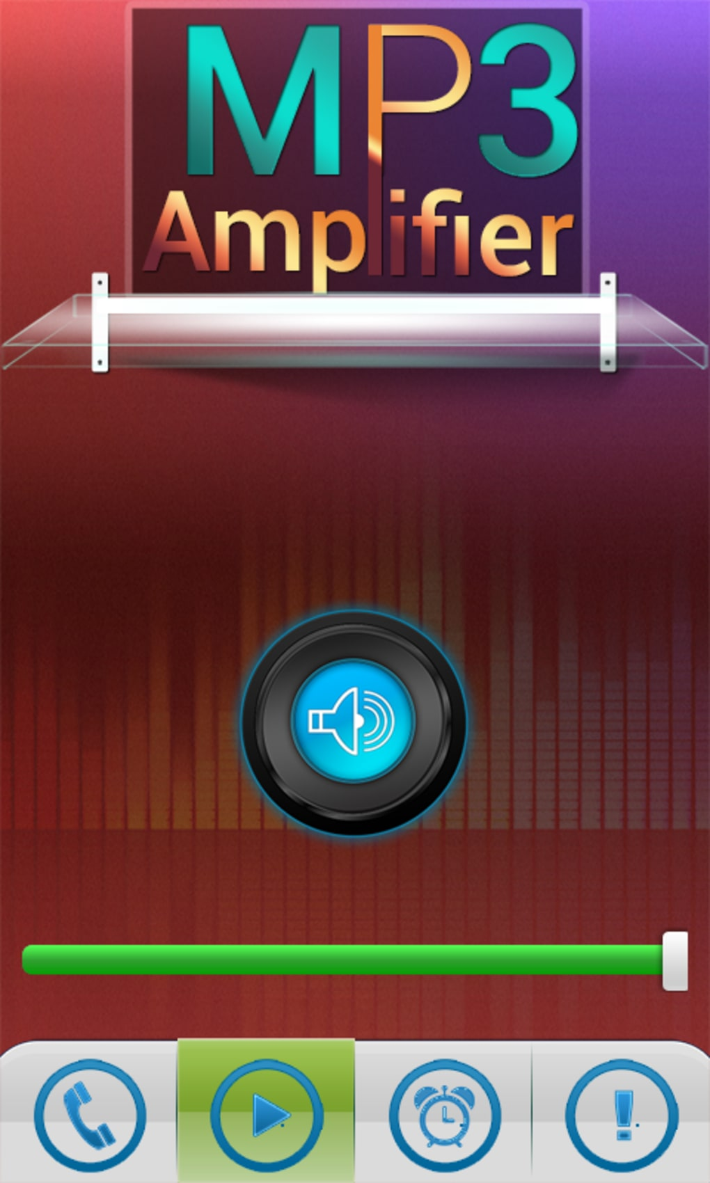 MP3 Amplifier Sound Booster for Android - Download