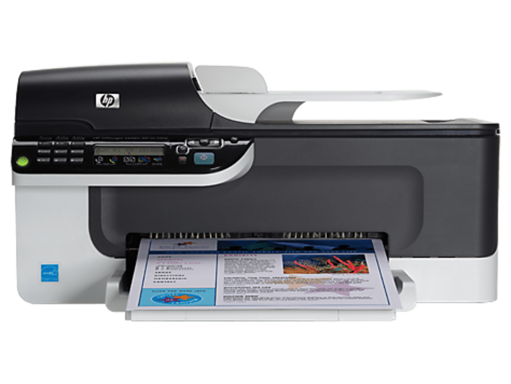 HP Officejet J4550 All-in-One Printer drivers - Download