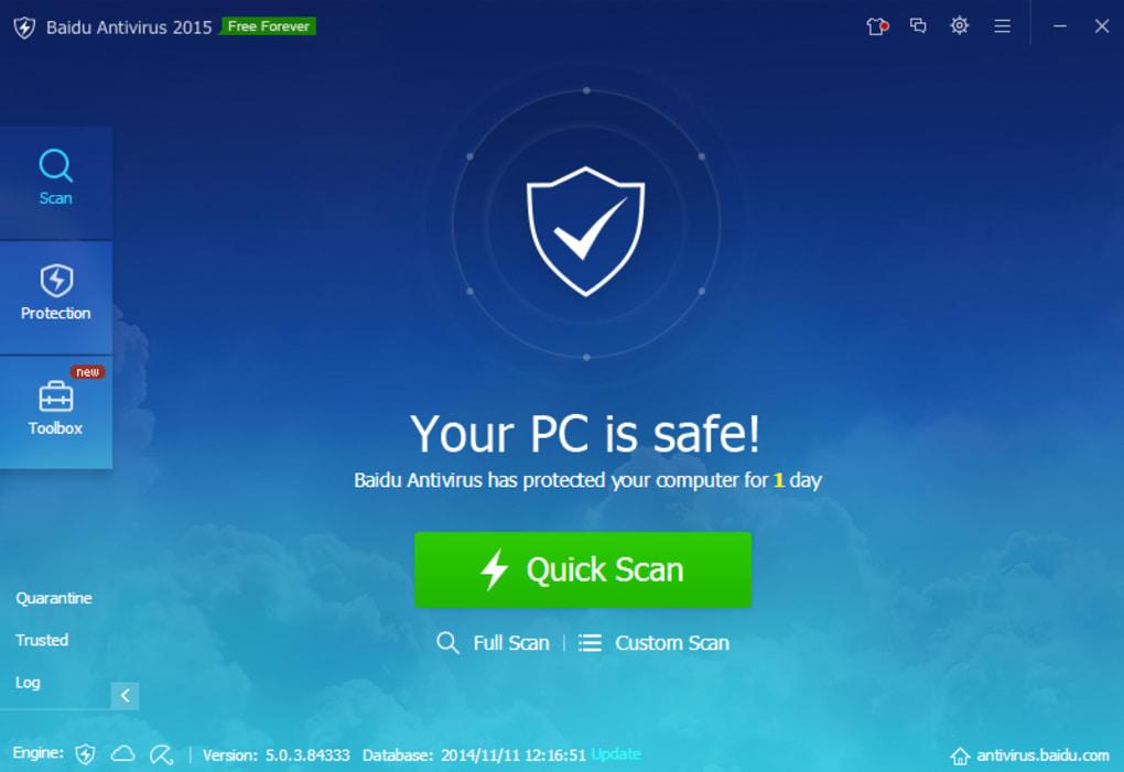 baidu spark antivirus