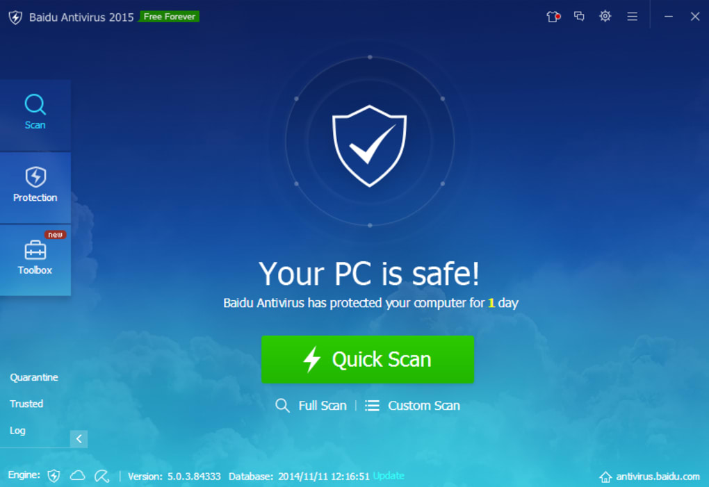 baidu antivirus 2015 gratuit