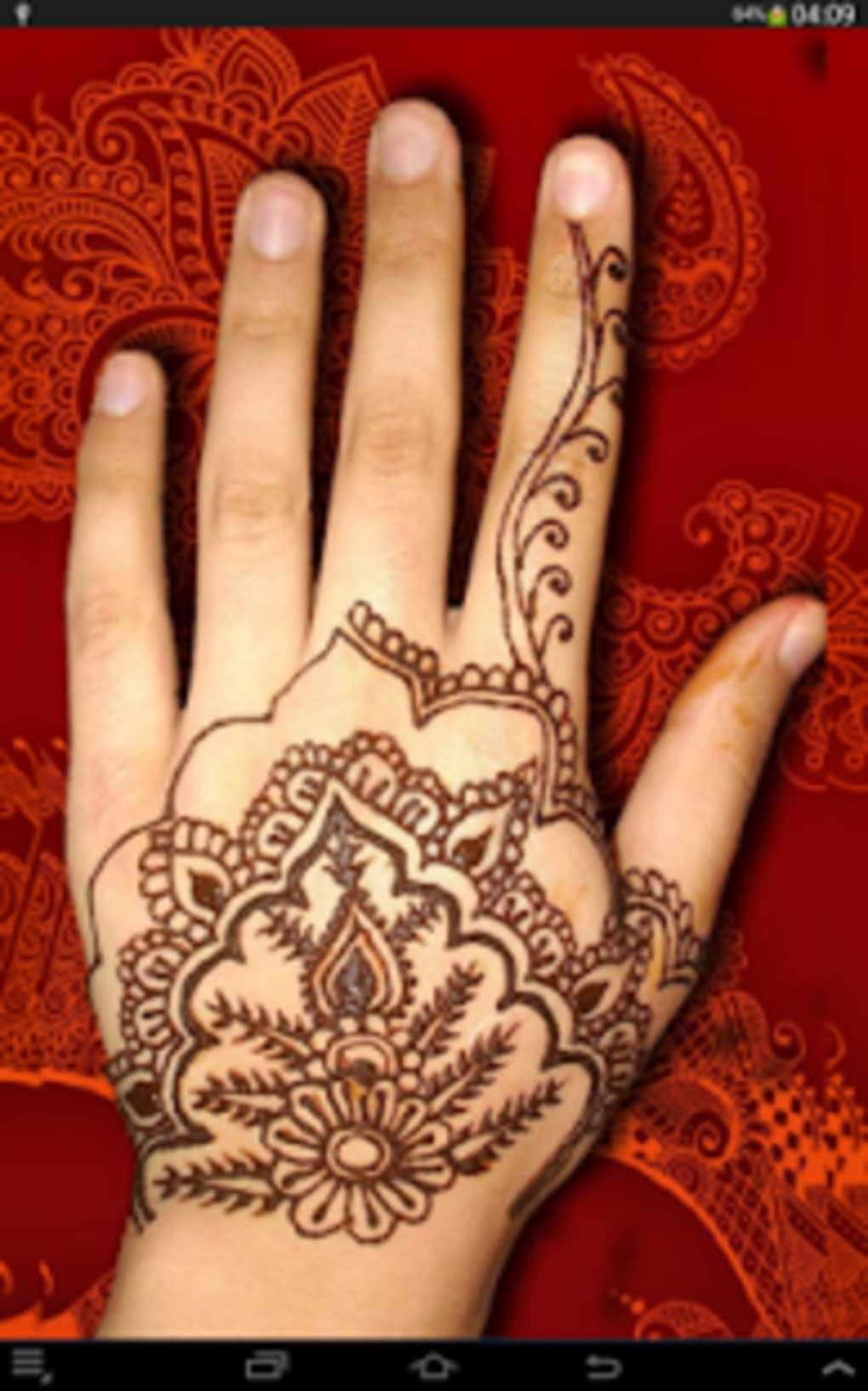 Mehndi Design 2 for Android - Download