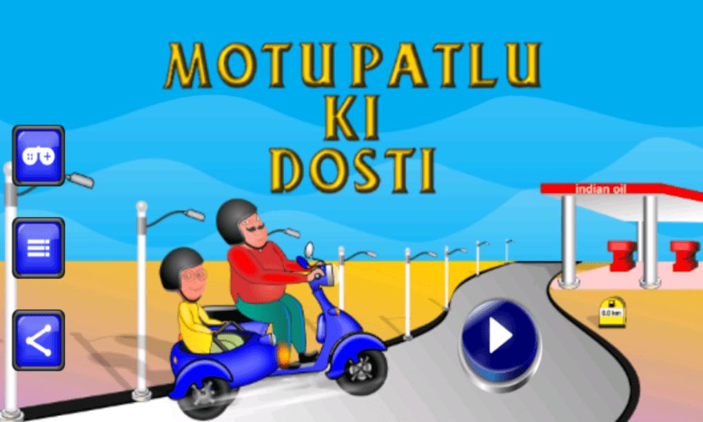 Motu Patlu Ki Dosti For Android Download