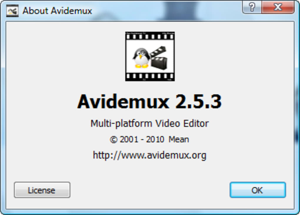 GRATUITEMENT WINDOWS TÉLÉCHARGER AVIDEMUX 7