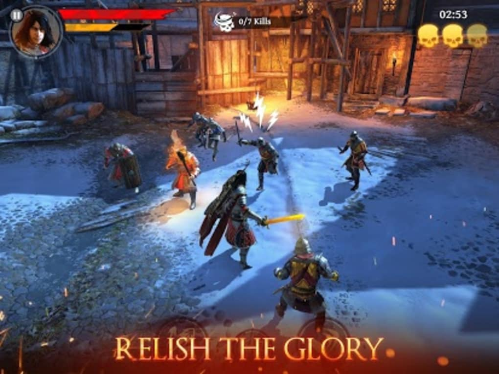 Iron Blade: Medieval Legends RPG for Android - Download