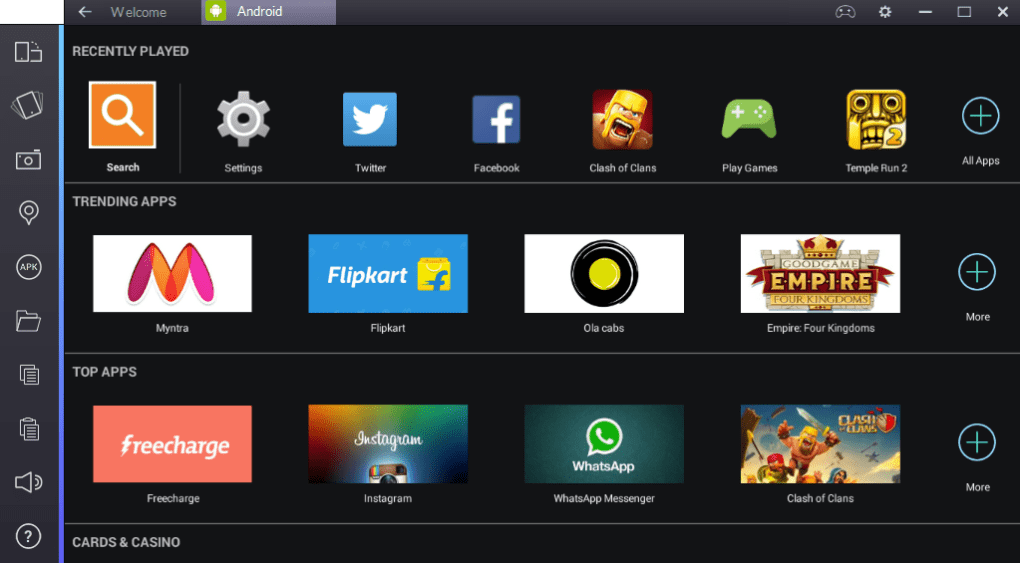 BlueStacks App Player - Download