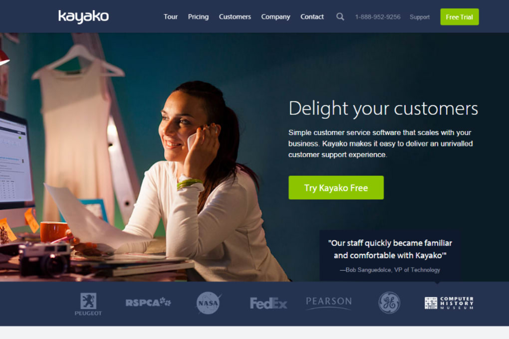 Kayako classic | self-hosted service desk software.